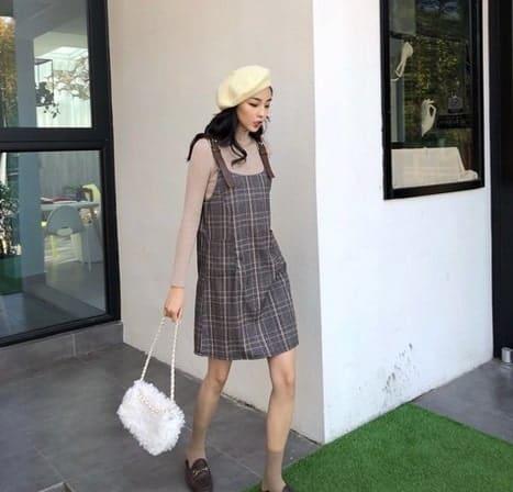 váy yếm đẹp